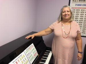 Piano Instructor Durham NC